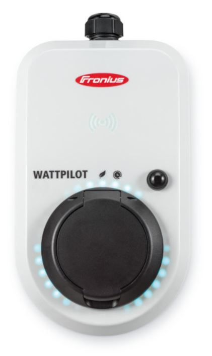 Fronius Wattpilot Home 11J Wallbox - Förderung